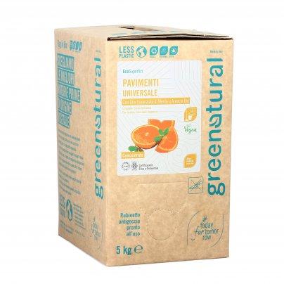 Detergente Eco Universale Pavimenti e Superfici Dure - Eco Box Sfuso