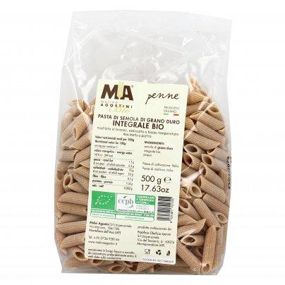 Pasta di Grano Duro Integrale Bio - Penne