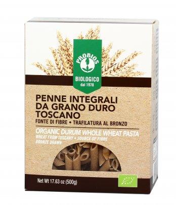 Pasta Integrale di Grano Duro Toscano - Penne