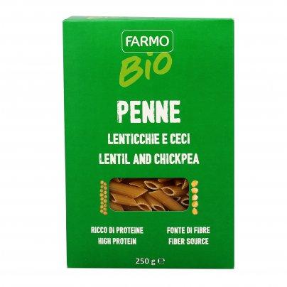 Pasta Penne Lenticchie e Ceci Senza Glutine