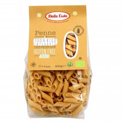 Penne Pasta 100% Riso Integrale Bio