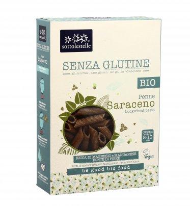 Penne di Grano Saraceno Bio - Senza Glutine