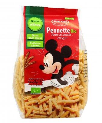 Pennette Pasta di Grano Duro Bio - Cucina Disney