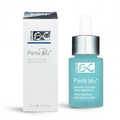 Siero Viso Booster Anti Age - Perla Blu