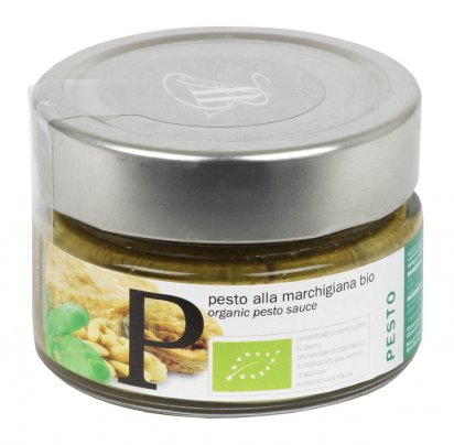 Pesto alla Marchigiana Bio
