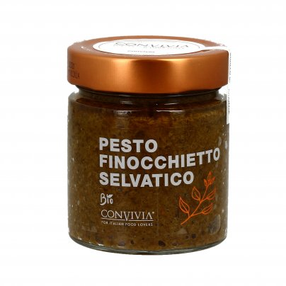 Pesto Finocchietto Selvatico Bio