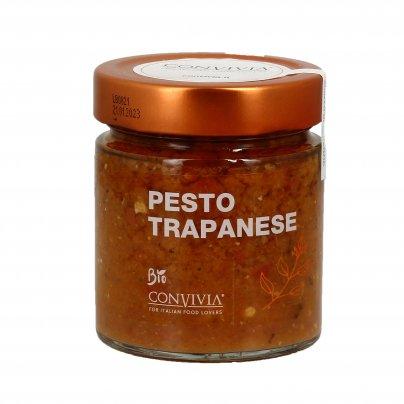 Pesto alla Trapanese Bio