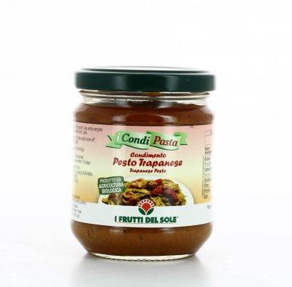 Pesto Trapanese Biologico