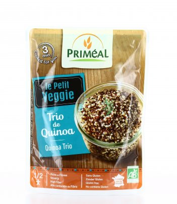 Piatto Pronto Trio Quinoa - Petit Veggie