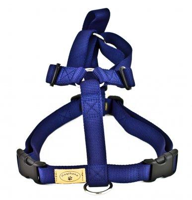 Pettorina per Cani Blu Taglia XL