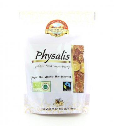 Physalis Bacche Inca (Alchechengi – Physalis) Bio Fairtrade