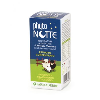 Estratto Concentrato - Phyto Notte