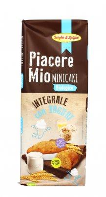 Minicake Bio Integrale con Yogurt - Piacere Mio