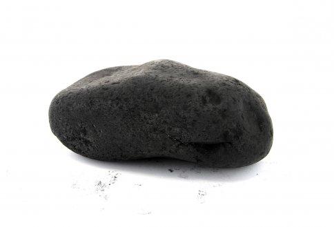 Pietre Arrotondate di Shungite Pebbles Tipo E - 1 pezzo