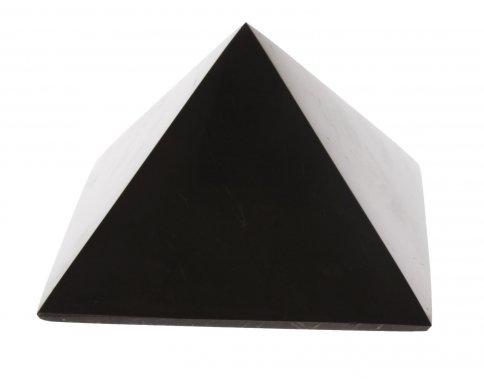 Piramide di Shungite Lucida 15 cm