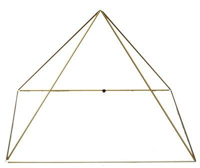 Piramide Fissa 13 Cm + Concentratore