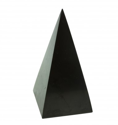 Piramide Isoscele di Shungite 7 cm