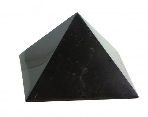Piramide di Shungite Lucida 11 cm