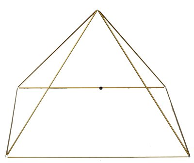 Piramide Smontabile Piramide Smontabile 40 Cm + Concentratore