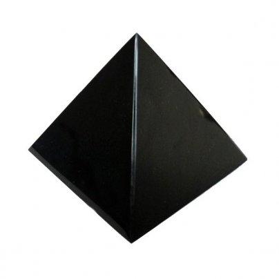 Piramide di Shungite Lucida 5 cm