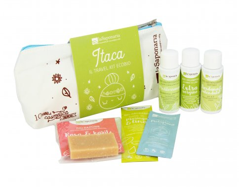 Pochette Itaca - Travel Kit Ecobio
