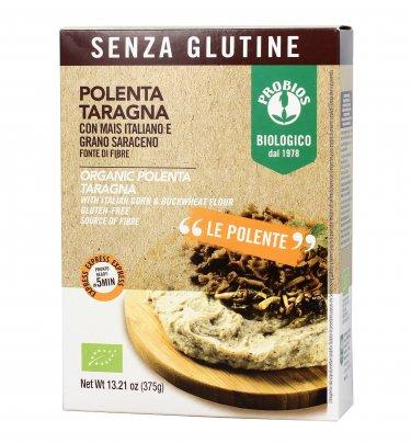 Polenta Taragna con Mais Italiano e Grano Saraceno - Senza Glutine