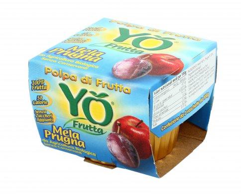 Polpa di Frutta - Mela e Prugna