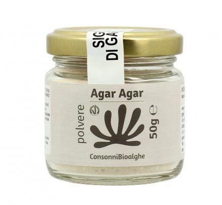 Polvere Agar-Agar