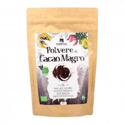 Polvere di Cacao Magro Bio