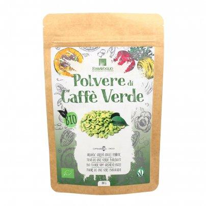 Polvere di Caffè Verde Bio