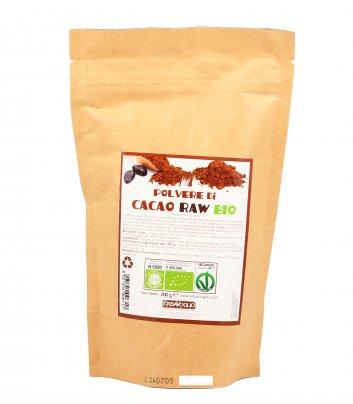 Polvere di Cacao Raw Bio