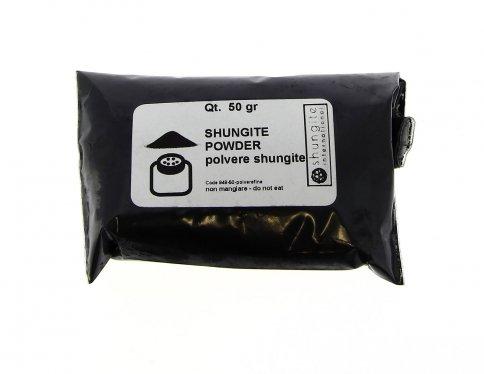 Astuccio Polvere di Shungite Finissima Confezione 50 g.