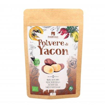 Polvere di Yacon Bio - Dolcificante Naturale