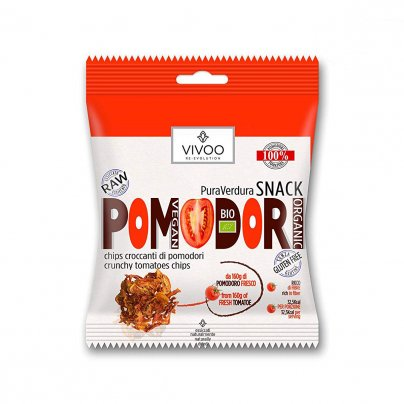 Chips Croccanti di Pomodori - Pura Verdura