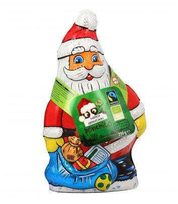 Babbo Natale di Cioccolato - Ponchito