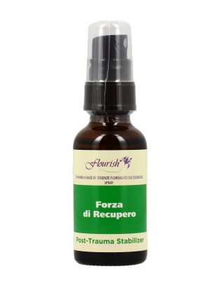 Formula Spray a Base di Essenze Floreali e Oli Essenziali - Post Trauma Stabilizer