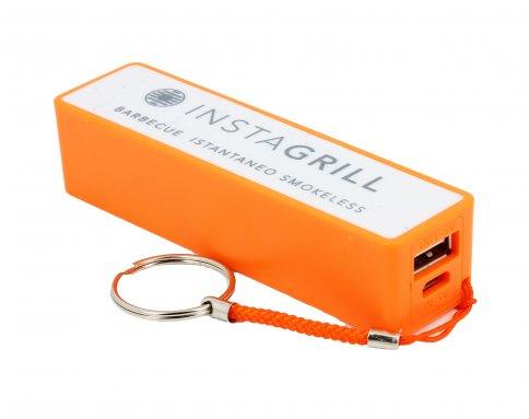 Batteria Portatile per Instagrill Arancio