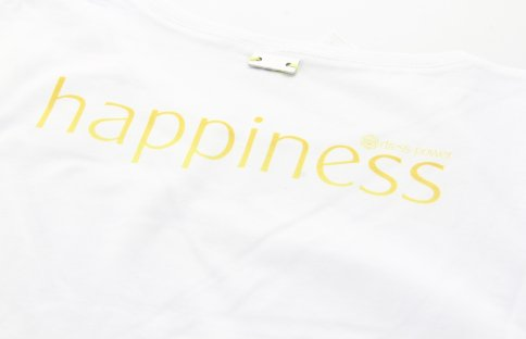 Dress Power T-Shirt - Happiness Uomo Taglia XL - Maniche Lunga