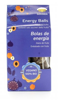 Praline Energy Balls