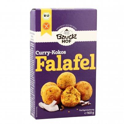 Preparato Biologico per Falafel con Cocco e Curry