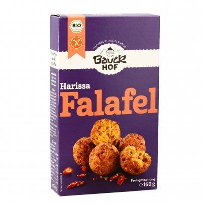 Preparato Biologico per Falafel con Paprika e Peperoncino