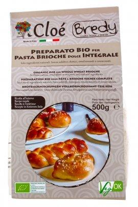 Preparato per Pasta Brioche Dolce Integrale