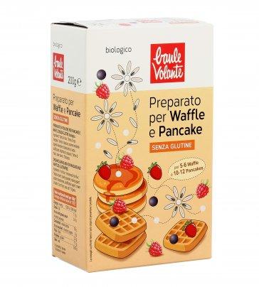 Preparato per Waffle e Pancake