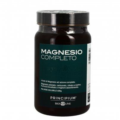 """Magnesio Completo """"Principium"""" - Nuova Formula Polvere (400 g)"""