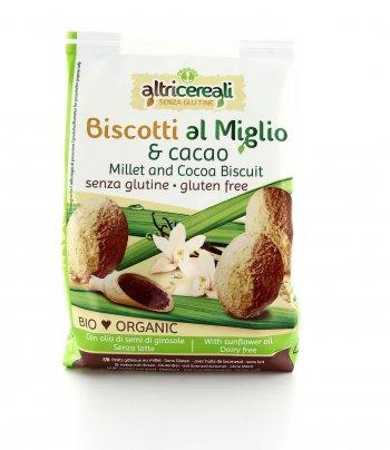 AltriCereali - Biscotti al Miglio e Cacao