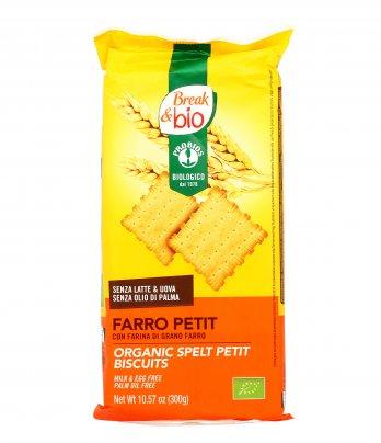 Biscotti Petit al Farro Bio - Break & Bio