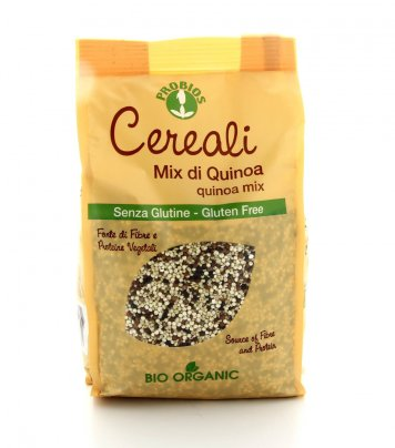 Cereali - Mix di Quinoa Bio