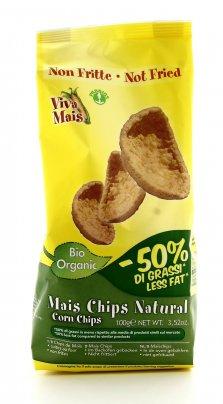 Chips di Mais Natural Bio