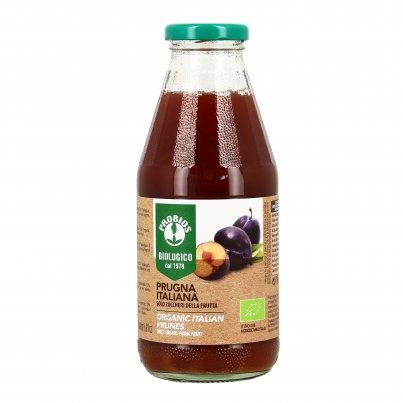 Succo di Prugna Italiana Bio - Senza Zuccheri Aggiunti