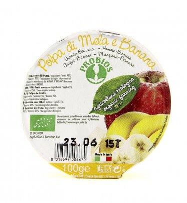 Polpa - Mela e Banana